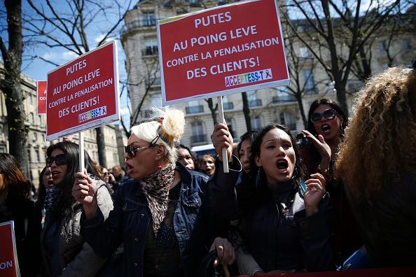 France prostitution
