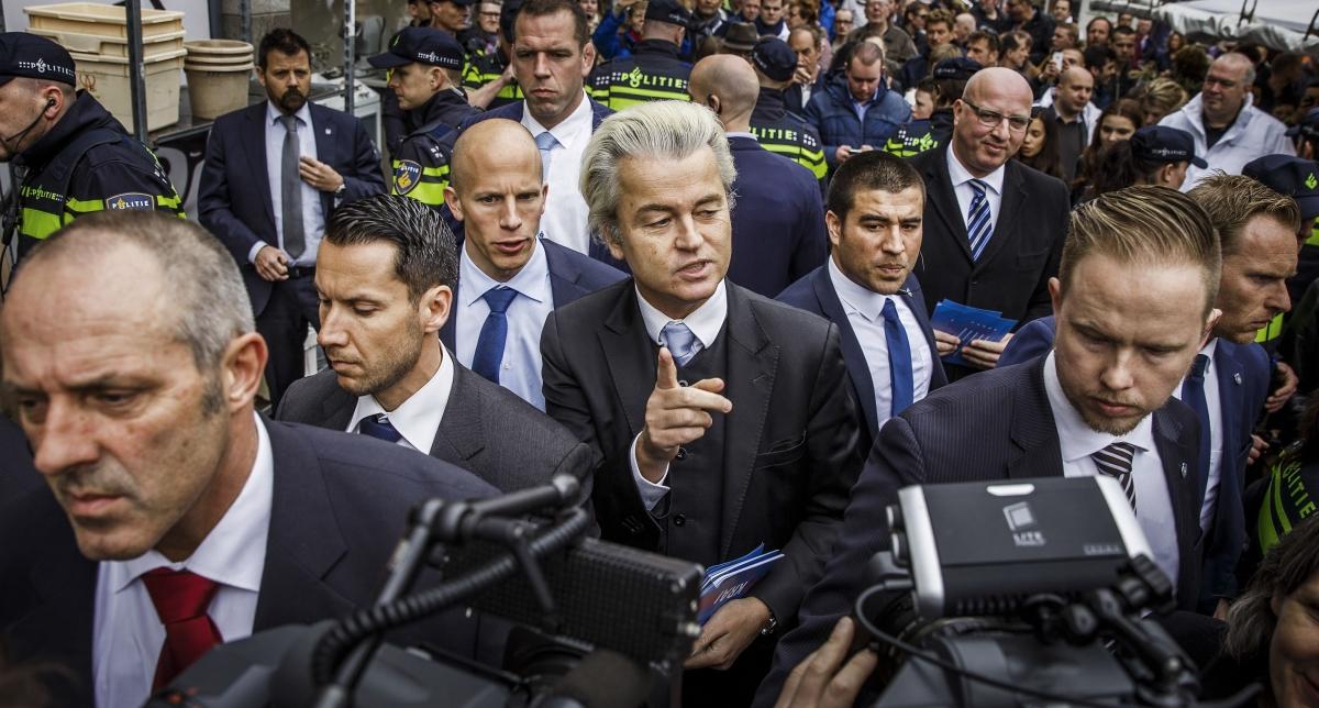 Far-right Geert Wilders