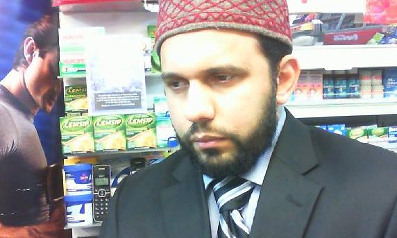 Glasgow shopkeeper Asad Shah