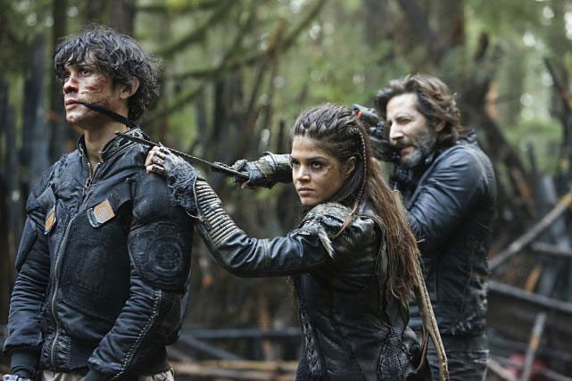 The 100 season 3 episode 10