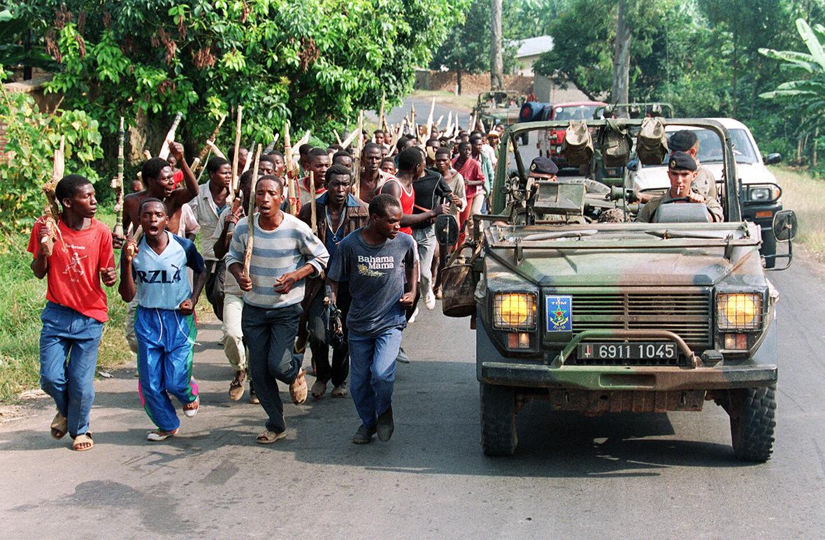 Rwanda genocide anniversary: Harrowing photos of 1994's ...