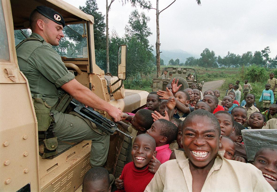 Rwanda genocide