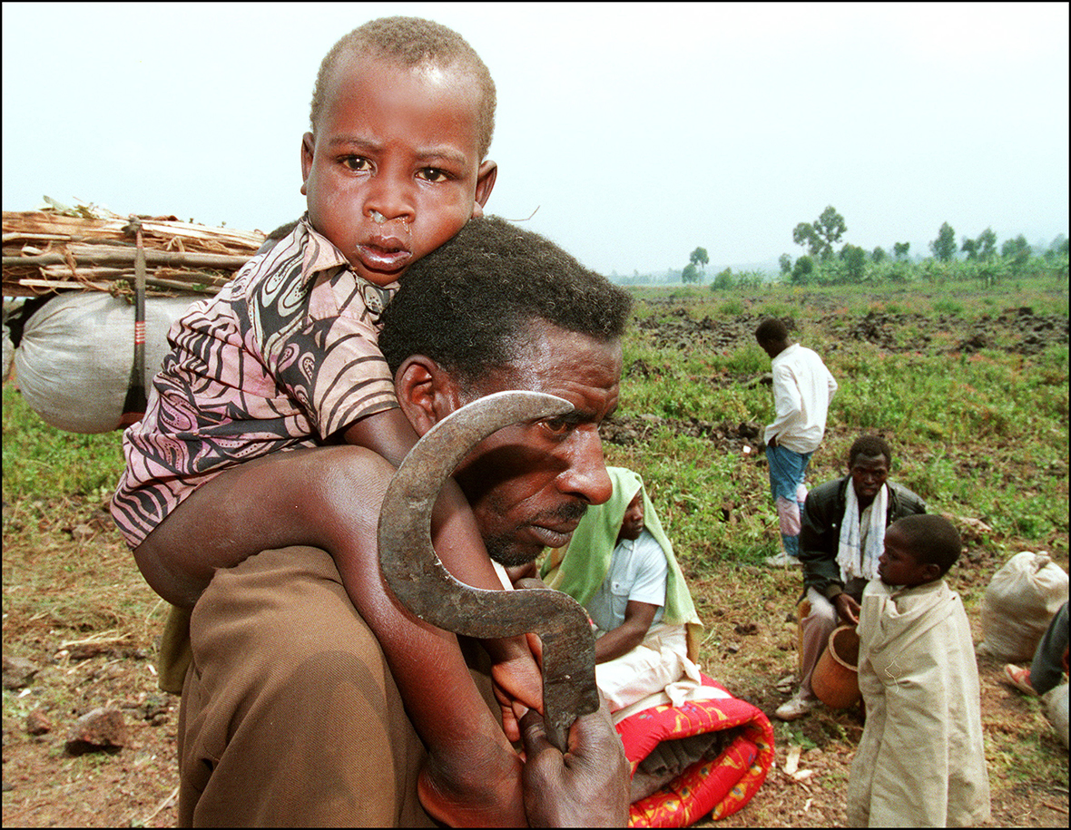 notes on rwandan genocide 1994 Teachers' notes what happened between april – july 1994 objectives all  pupils to understand that there was a terrible genocide in rwanda.