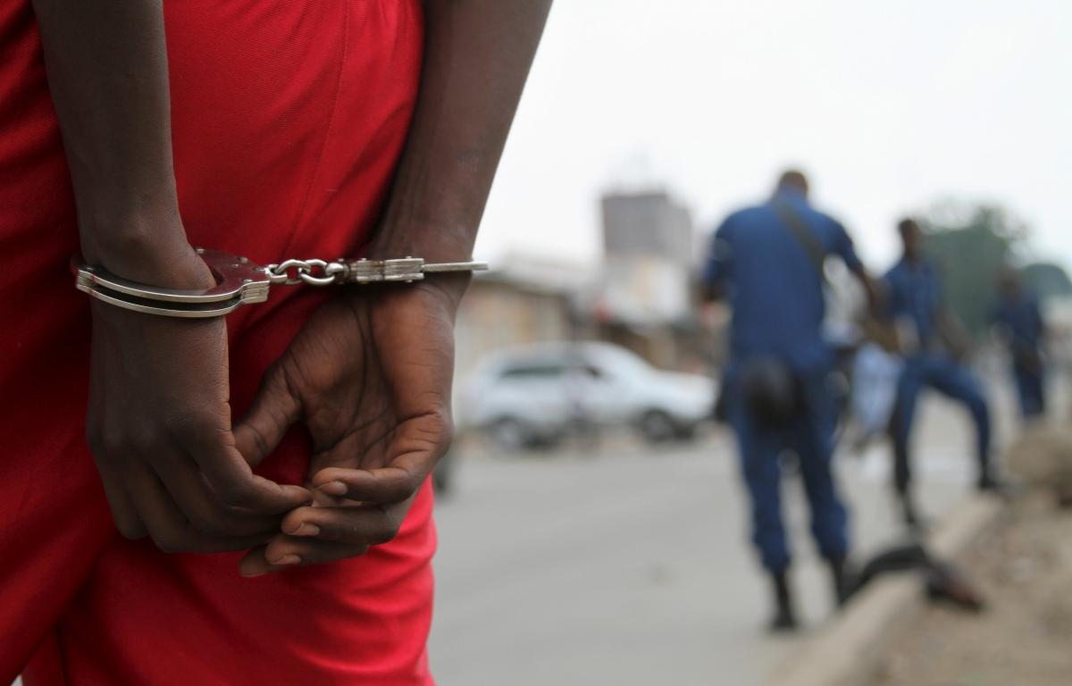 Prisoners\' human rights in Burundi