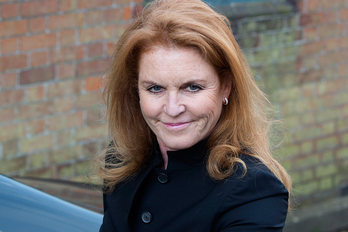 Sarah Ferguson panama