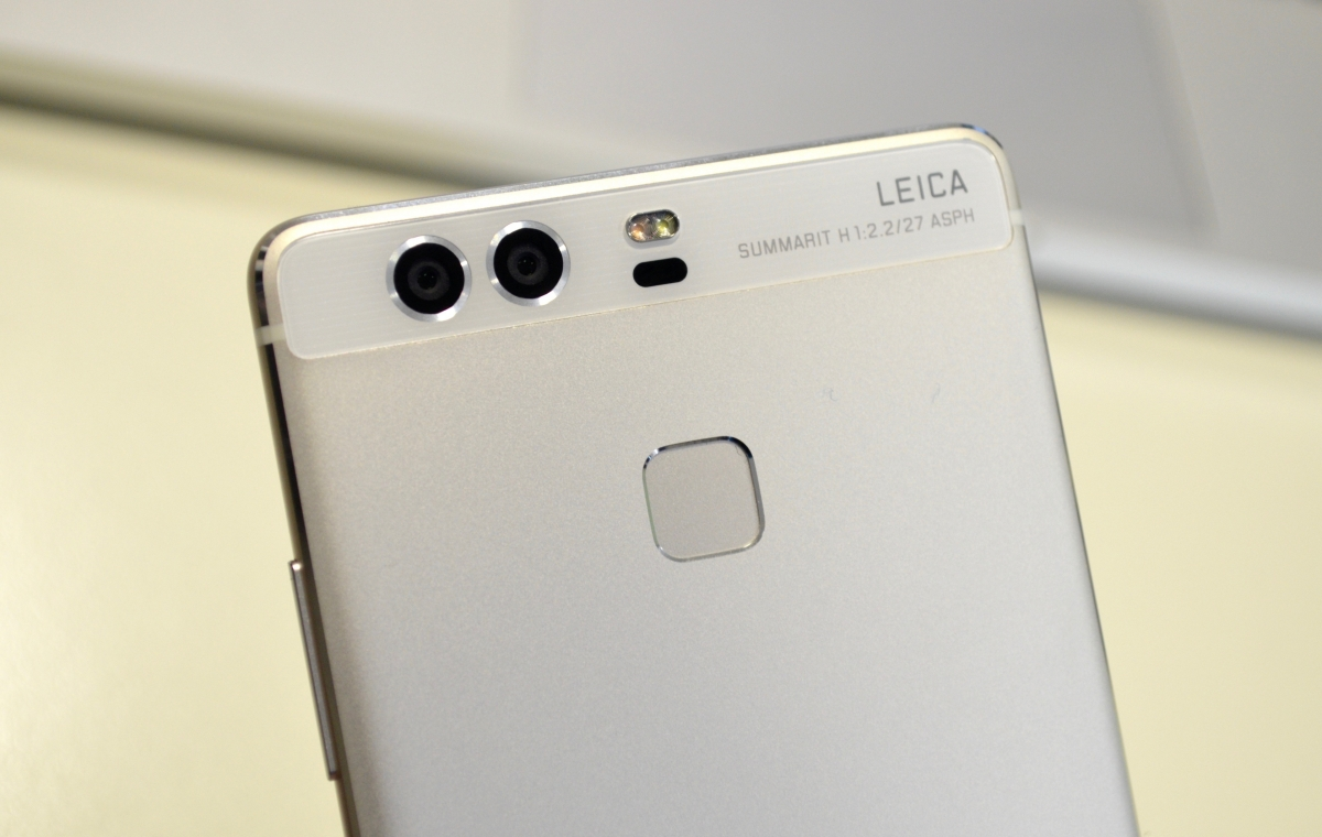 New Huawei P9 Smartphone  What Makes The Leica Dual