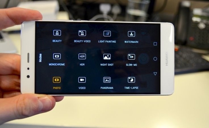 Huawei P9 Leica camera