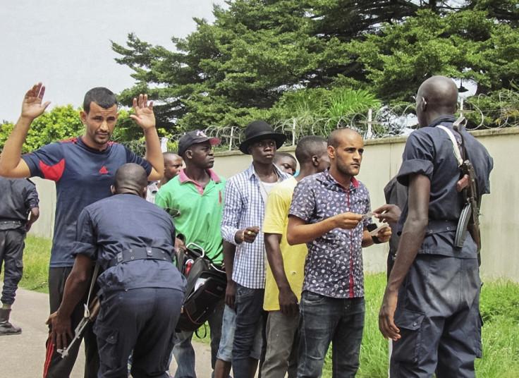 Violence in Brazzaville, Congo