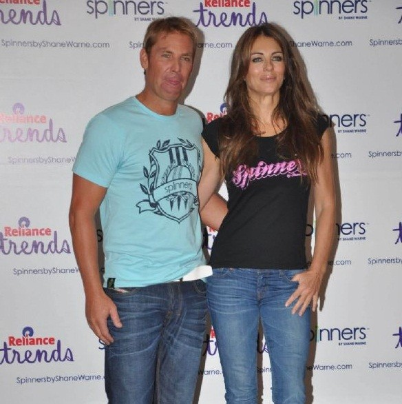 Shane Warne and Liz Hurley to Tie the Knot Soon?