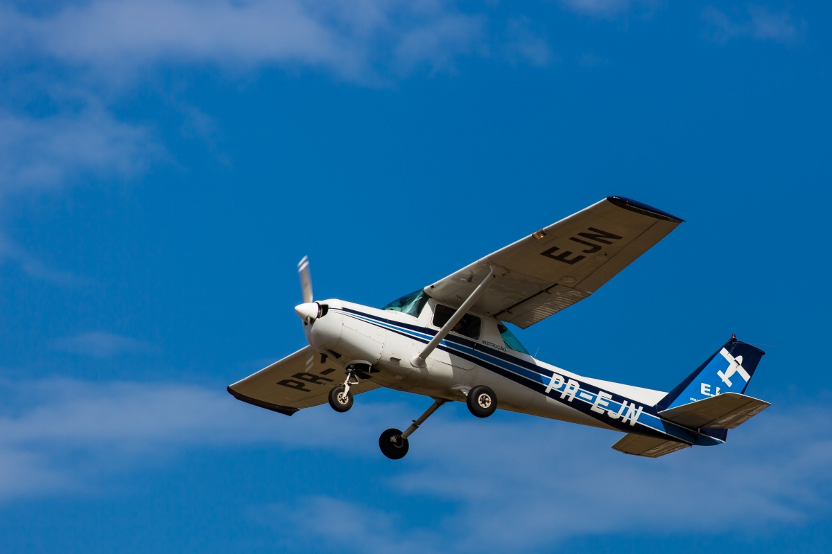 Cessna planes used by DHS for surveillance