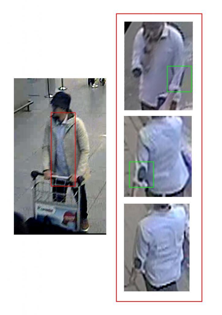 Brussels attacks suspect