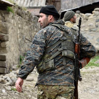Armenia Azerbaijan Karabakh