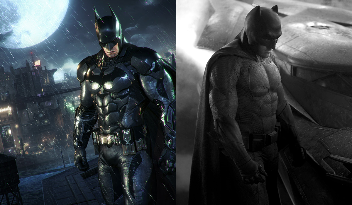 Batman Superman Arkham Knight