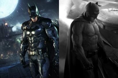 Batman Superman Arkham Knight