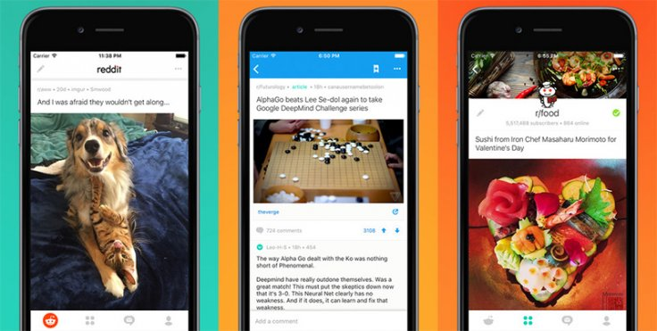Reddit official app launched for Android and iOS in select countries