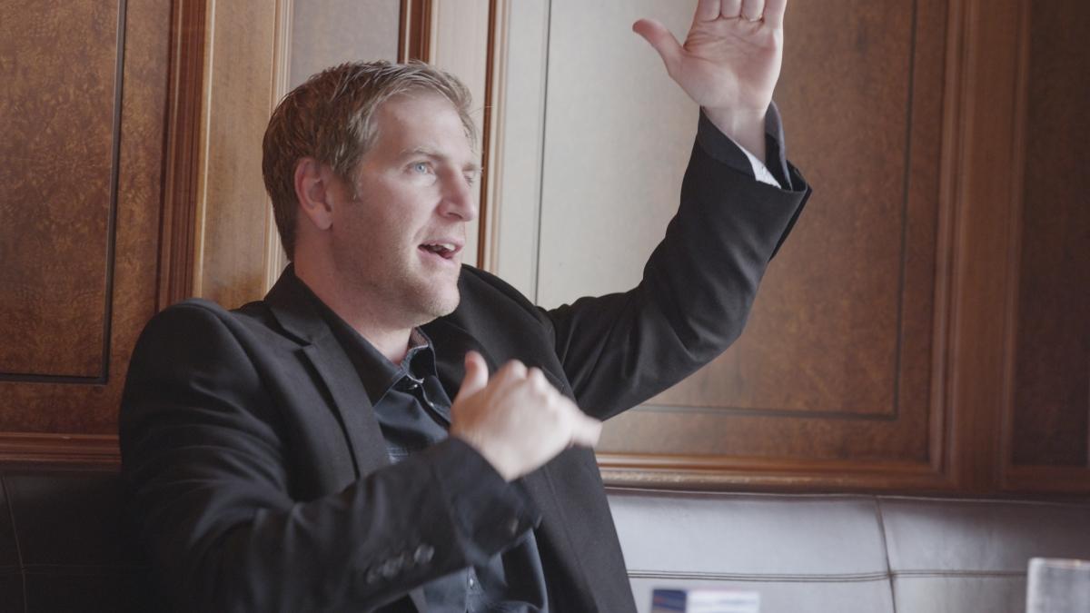 Dave Elkington InsideSales.com