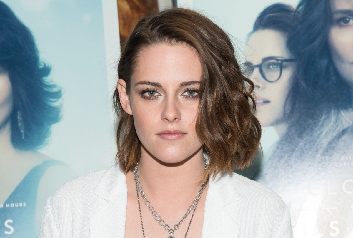 we can all relate to kristen stewarts delicate new arm