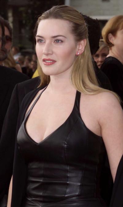 FILE PHOTO OF BRITISH ACRESS KATE WINSLET.