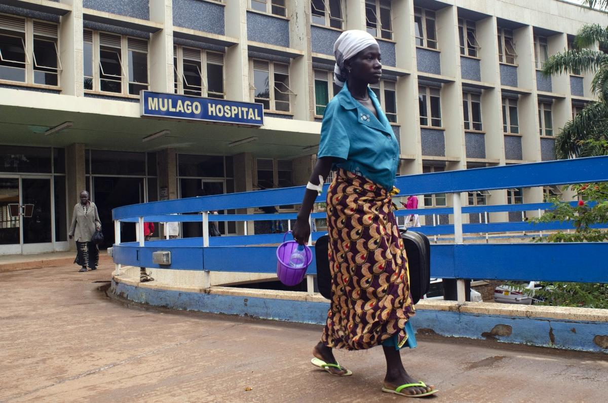 Mulago Hospital, Kampala