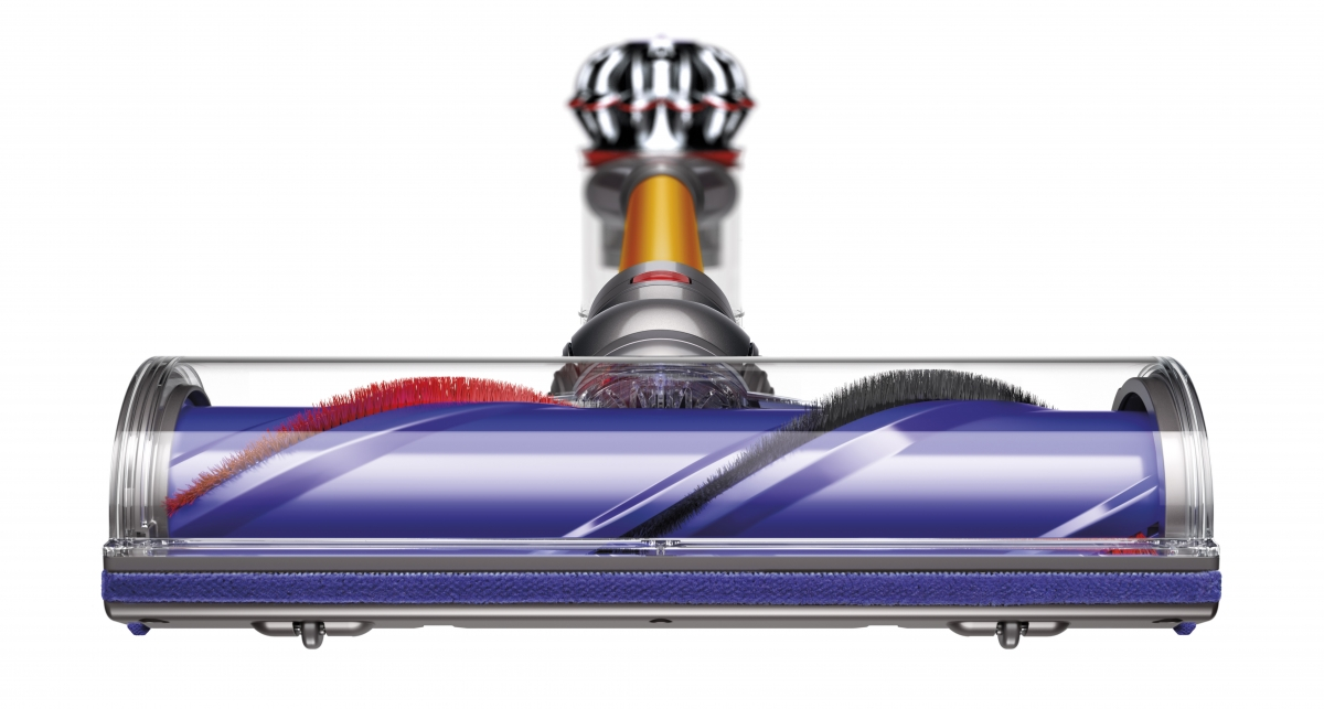 dyson launches v8 handheld vacuum with more power double battery life and less noise. Black Bedroom Furniture Sets. Home Design Ideas