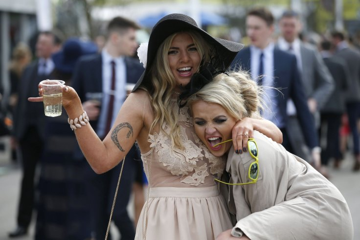 grand national aintree ladies day
