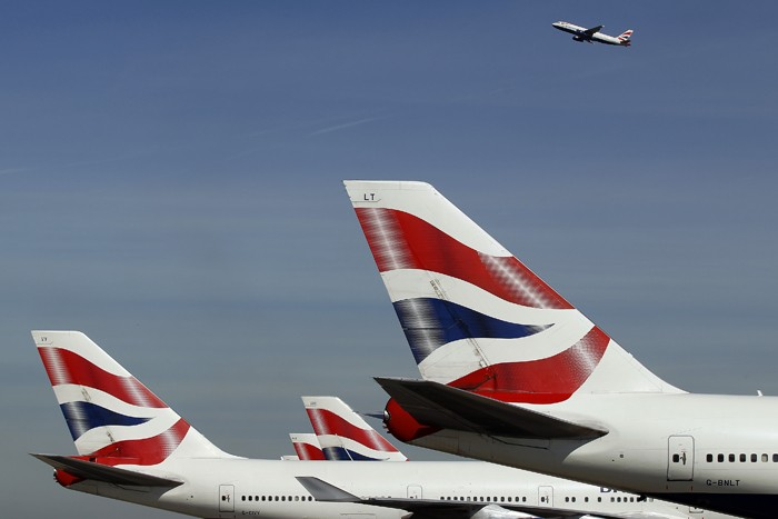 British Airways in talks with China Eastern and China Southern airlines over codesharing