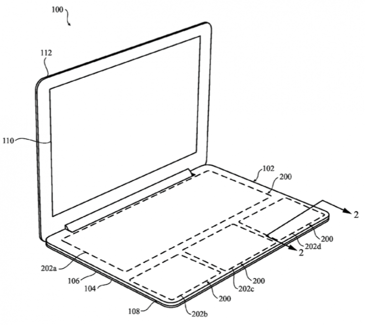 Apple patent hints at new touchscreen Macbook sans keyboard