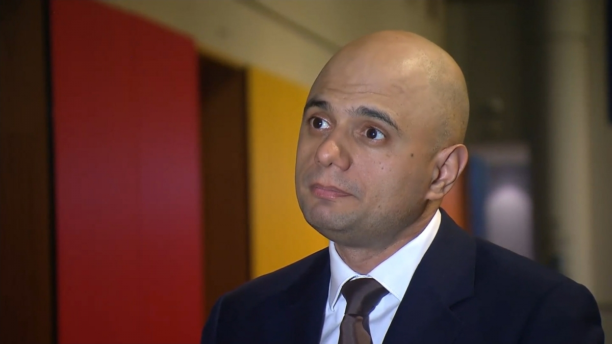 Sajid Javid's Department for Business, Innovation and Skills could see up to 4000 job cuts