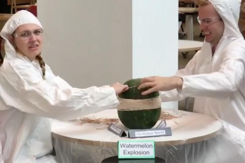 Buzzfeed watermelon live stream
