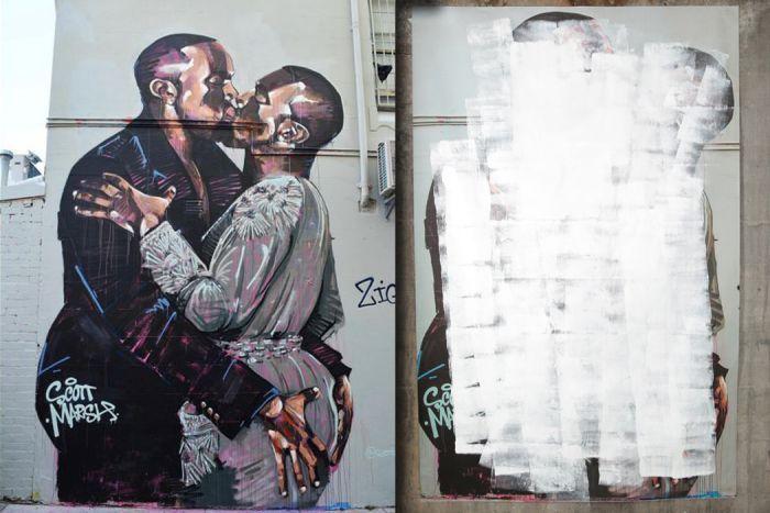 Kanye Loves Kanye by Scott Marsh