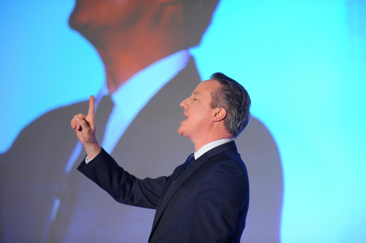 David Cameron Panama Papers