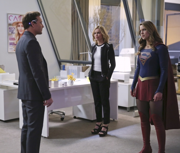 Supergirl episode 19