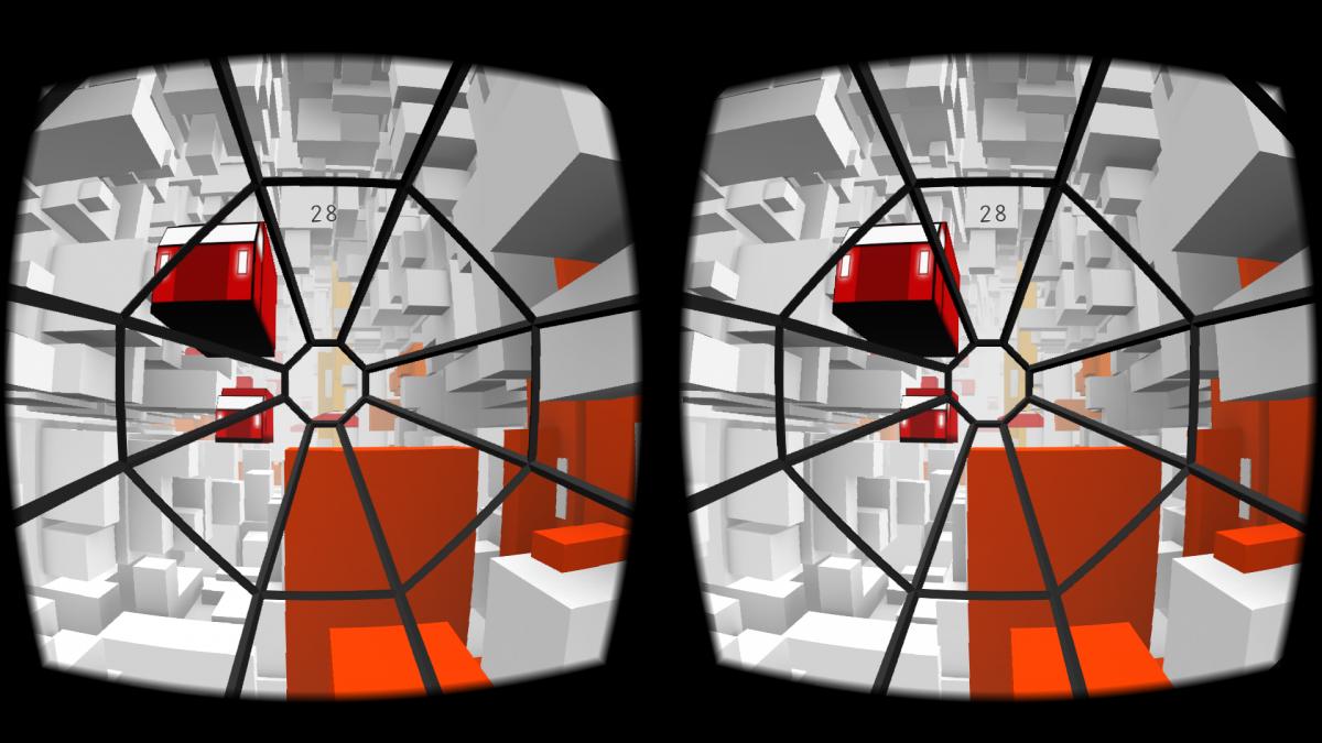 Voxel Fly VR