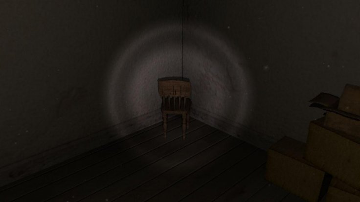 Chair in a Room