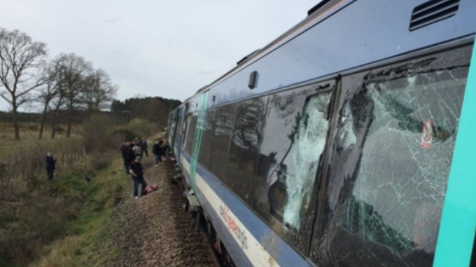 Abello-Anglia Train Crash