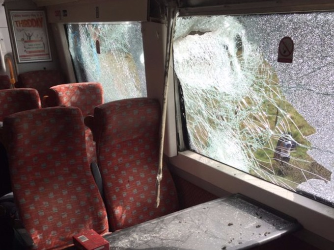 Abello-Anglia Train Crash