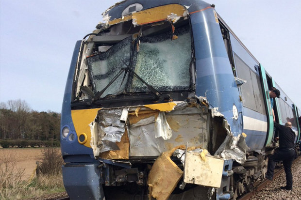 Norfolk Train Crash