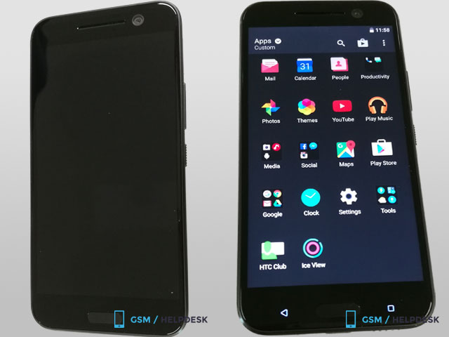 HTC 10 leaked images