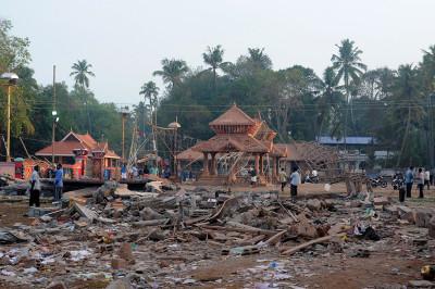 Kollam Temple