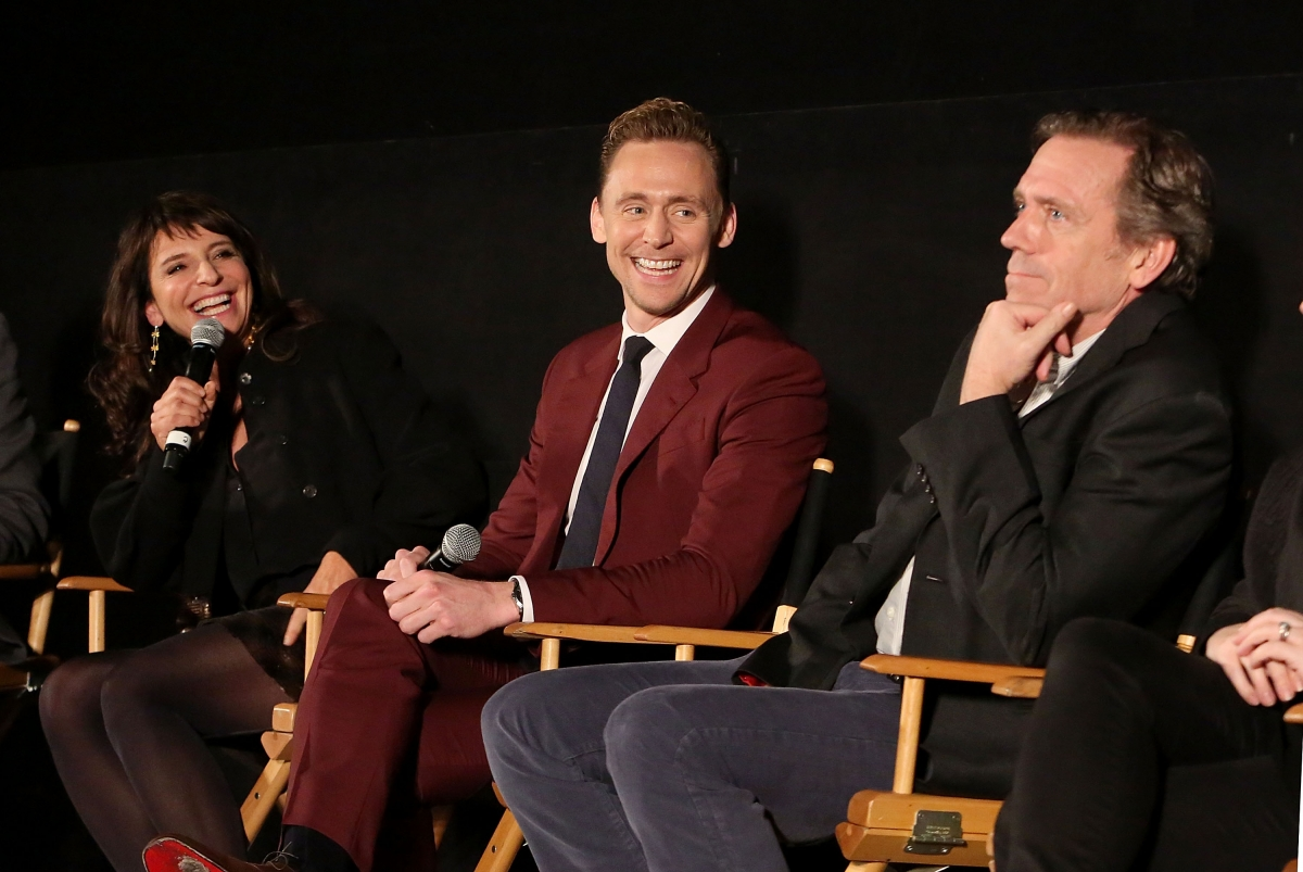 tom hiddleston hugh laurie
