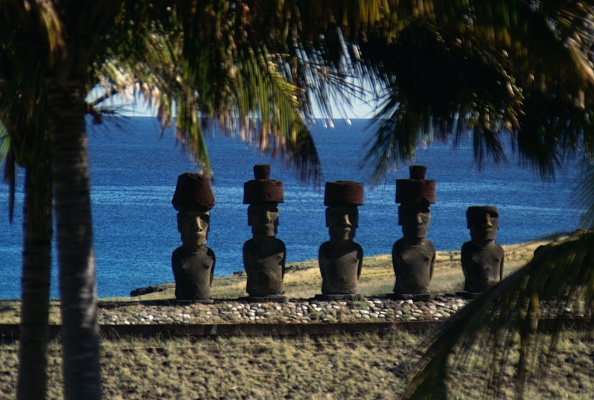 What Natural Resources Did Easter Island Have