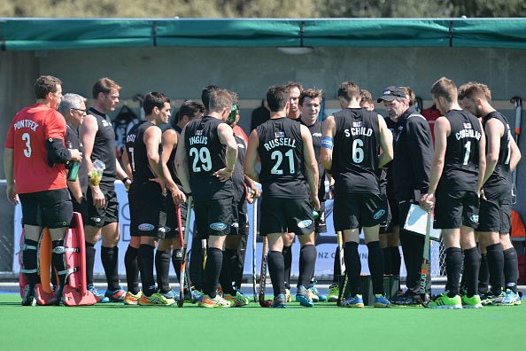 new zealand hockey team
