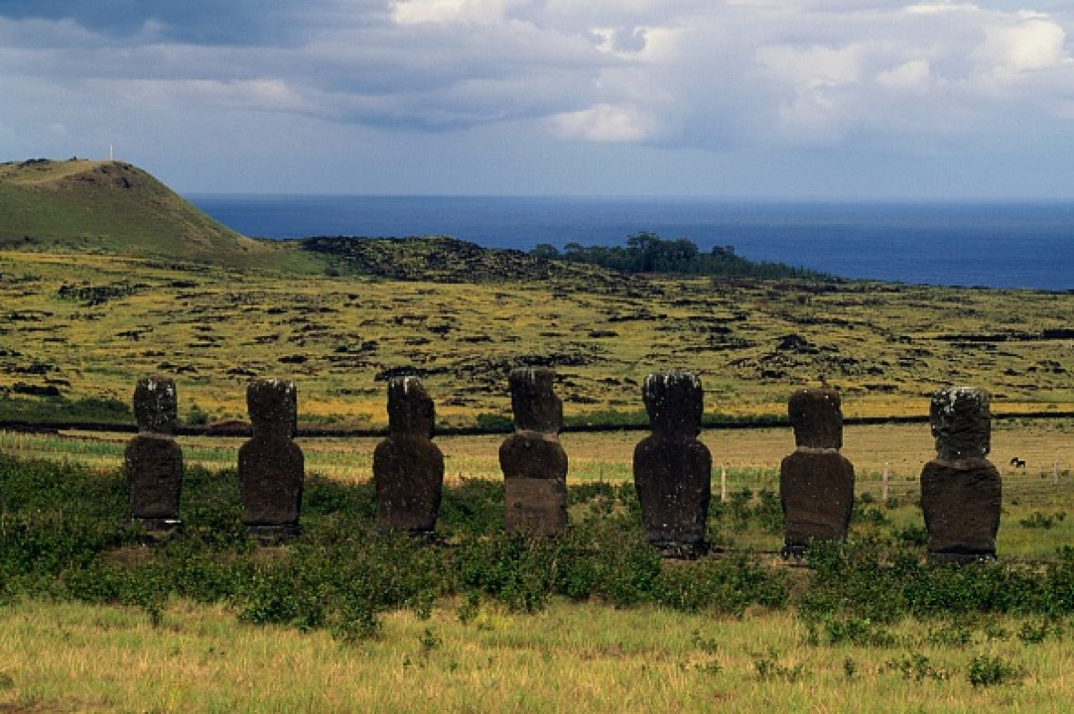 what happened on easter island a Easter island's inhabitants may not have destroyed their own island instead, perhaps the europeans were responsible.