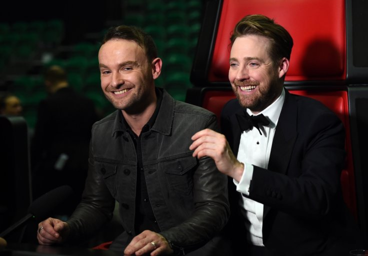 kevin simm the voice