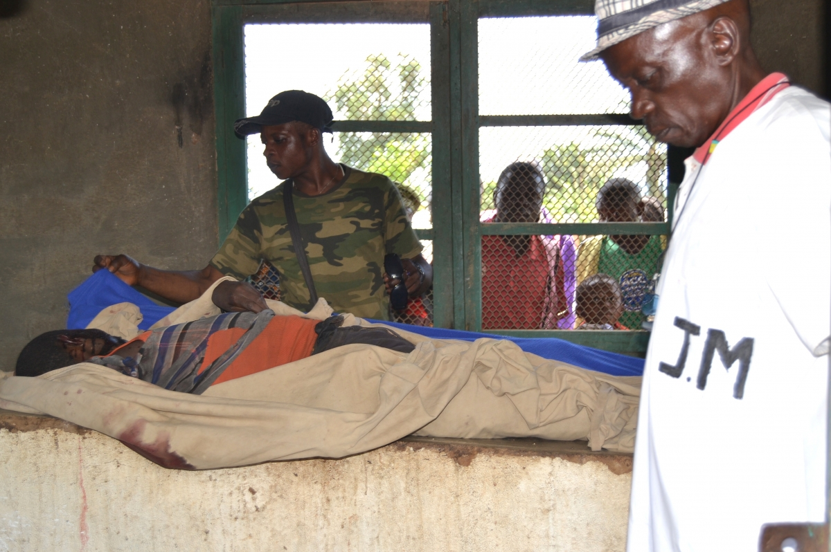 Massacres in Beni, DRC