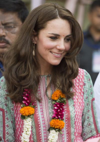 Duchess and Duke royal visit india