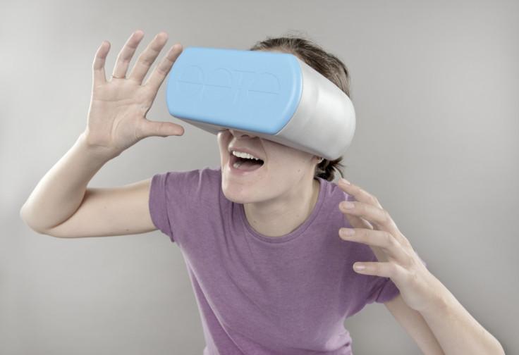 Opto VR Header
