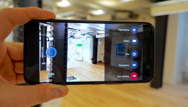 HTC 10 camera app
