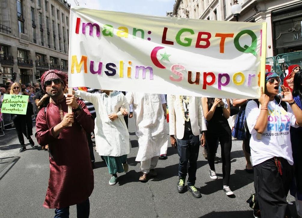 Islam and homosexuality uk
