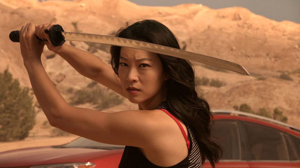 Arden Cho quits Teen Wolf